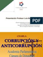Corrupción y Anticorrupción por Luis Bates