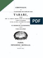 Chronique de Tabari Tome 2