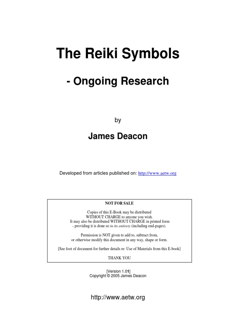 Reiki Symbol Kanji Mantra
