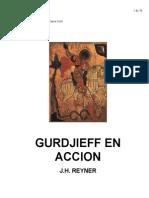 REYNER - Gurdjieff en Acción