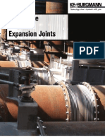 Metal Expansion Joints by KE-Burgmann