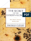 34561206 Cleary Thomas Secret of the Golden Flower