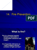 Construction Safety - Part 10 (Fire)