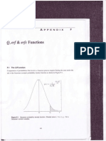 Q and Erf Functions