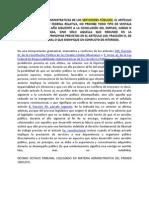 Responsabilidades Administrativas de Los Servidores Públicos Juris