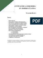 Las Disyuntivas de La Izquierda en America Latina - Claudio Katz