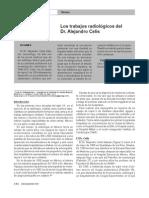 Los trabajos radiológicos del  Dr. Alejandro Celis.pdf