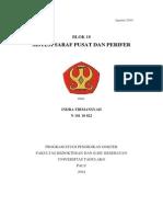 Tugas Histologi Sistem Saraf Pusat Dan Perifer