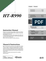 onkyo Manual Ht-s9405thx