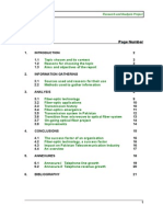 PTCL Research Report for OBU RAP[1]