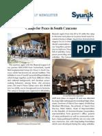 Syunik NGO Newsletter 17