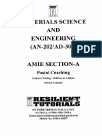 AD302 Materials Science and Engineering 02