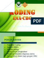 Tata Cara Pengkodingan INA-CBG