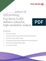DocuPrint 105_205 Series SLED White Paper