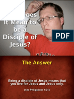 How Do i Begin to Disciple Someone