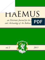 Zajkovski - The Participation of the Bishops From the Macedonian_Haemus_Journal-Vol-2-2013
