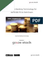 Bank Terminology for SBI/IBPS Exam