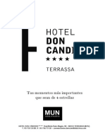 Menus Enlaces 2014- Don Candido