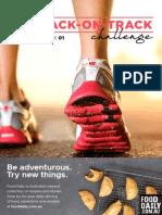 Menu plan for weight loss