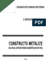 8296554 Constructii Metalice 3 Dan Mateescu