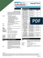 Polyclad 975 H PDS