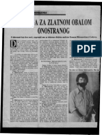 Zoran Milovanovic Intervju