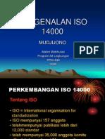 Pengenalan Iso 14000matrikulasi s3