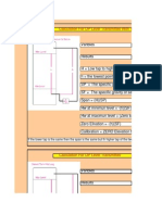 Level Transmitter Calc Sheets