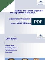 Turquie - filtrage du web