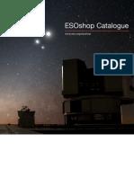 ESOshop Catalogue