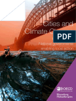 Cities and Climate Change 2014 - Policy Perspectives