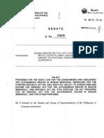 Senate Bill No. 2408