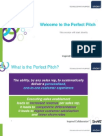 The Collaboration Story Perfect Pitch