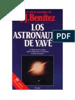 Los Astronautas de Yahve - j j Benitez