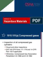 14 Haz Materials