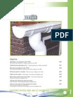 PluviKIT - Catalog de Produse - PluviKIT Sistem de Colectare Ape Pluviale