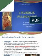 L'embolie pulmonaire.pptx