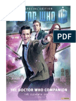 Doctor Who Magazine Special 33 - The Eleventh Doctor