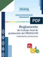 Reglamento Graduacion Final