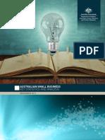Australian Small Business Key Statistics and Analysis