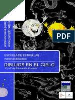 Dibujos en el cielo (Educación Primaria - Escuela de estrellas - Pamplonetario)