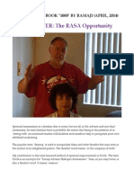 The RASA Opportunity Free Chapter From the Book 1000 by Ramaji.org
