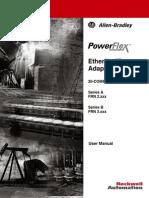 PowerFlex Ethernet IP adapter