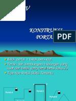 Mekanika rekayasa Bab IV' Konstruksi portal