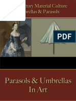 Personal Effects - Unbrellas & Parasols