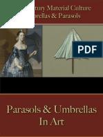 Personal Effects - Unbrellas & Parasols