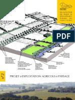 2 Projet Exploitation Agricole Paysage