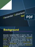 Alexander Sutherland Neil.pptx