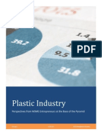 Plastic industry in Bangladesh