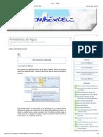MBExcel Subtotales en Excel